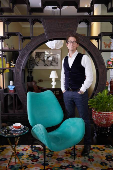 Colour brings joy to spaces says Sydney-based architect Scott Weston. Pictures: Supplied.