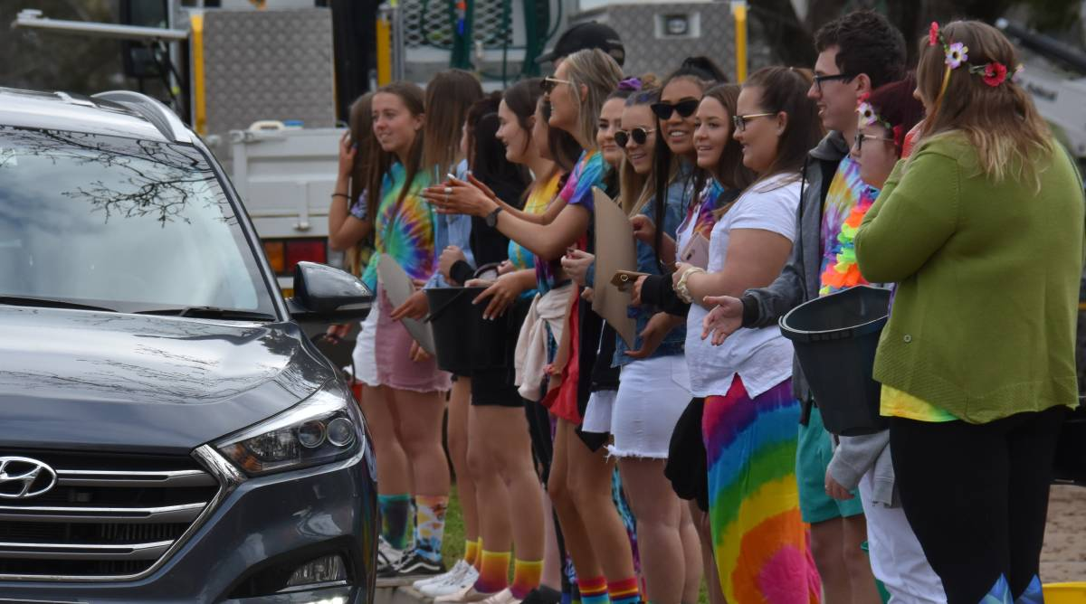 Charity golf event tees off run to MHS Year 12 Rainbow Day