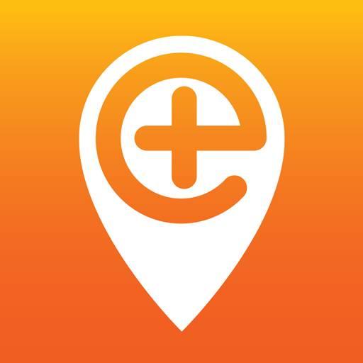The Emergency Plus app.