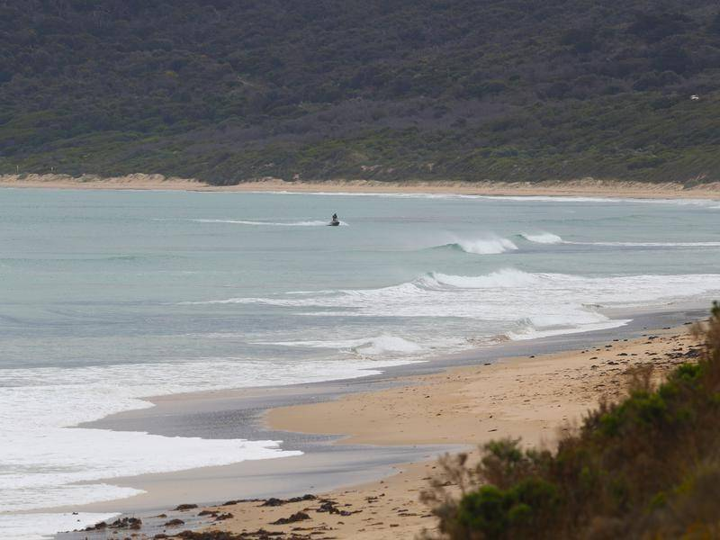 Two men have drowned in Victoria including one whose boat overturned at Anglesea.