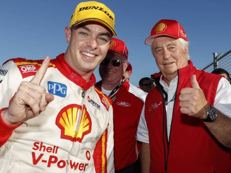 Scott McLaughlin and Roger Penske have both ended their association with Supercars.