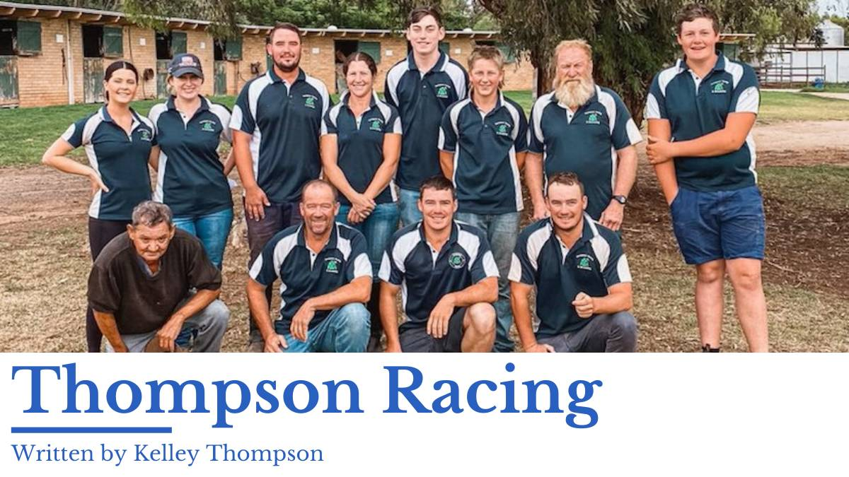 People of the Year: Brett Thompson and Thompson racing