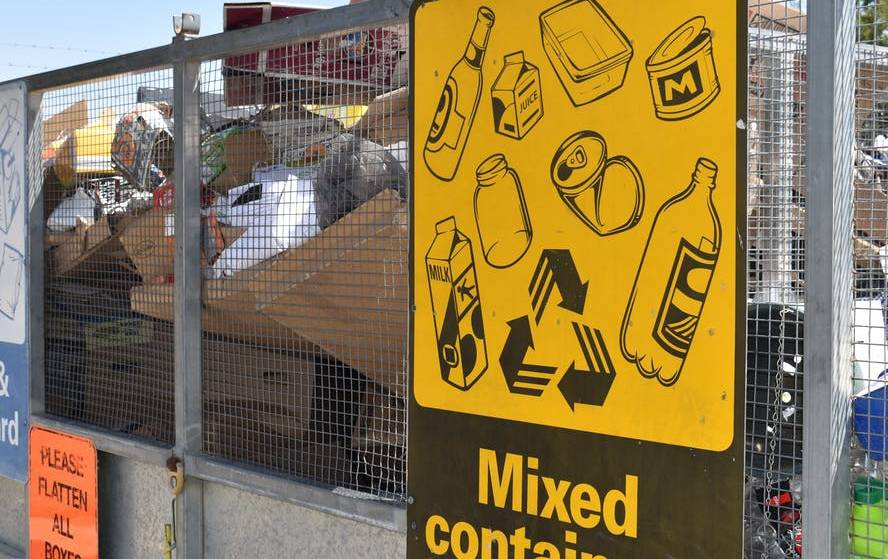Scrap metal and other bulky items should be taken to the Mudgee Waste Facility for disposal.