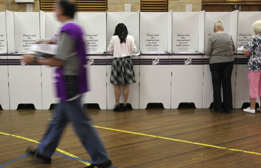 HAVE YOUR SAY: Election day is here, follow all the action in the Calare electorate. Photo: FILE