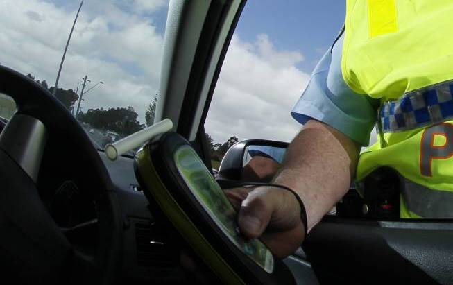 POLICE BLITZ: An alarming number of motorists were caught drink driving on the long weekend, officers say. Photo: FILE